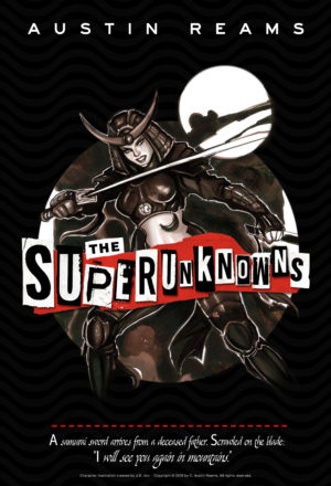 The Superunknowns Austin Reams