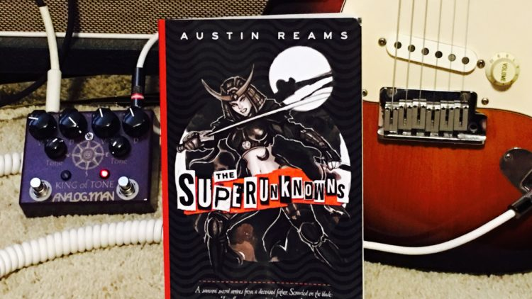 A New Guitar Superhero – Nicholas Tosa – The Superunknows by Austin Reams
