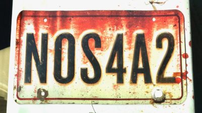 NOS4A2 Mystery-How is this a Best Seller-Product of Cambridge Analytica?