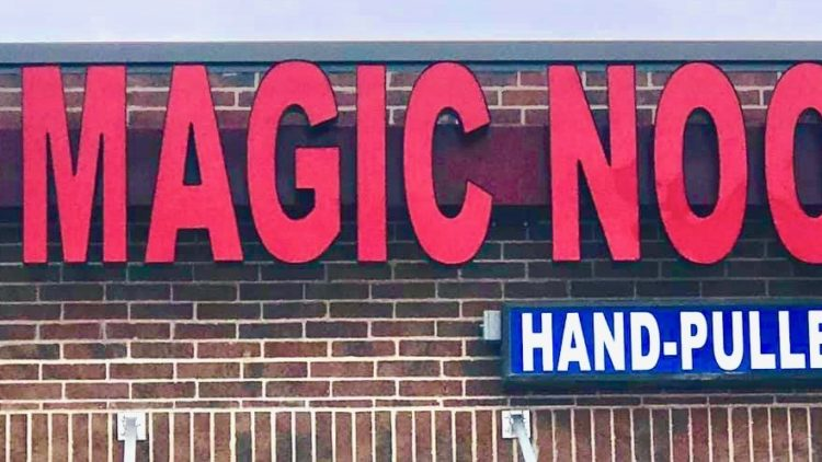 Veggie Food Review: Magic Noodle, Hand-Pulled Noodles, Norman, OK-YUM!