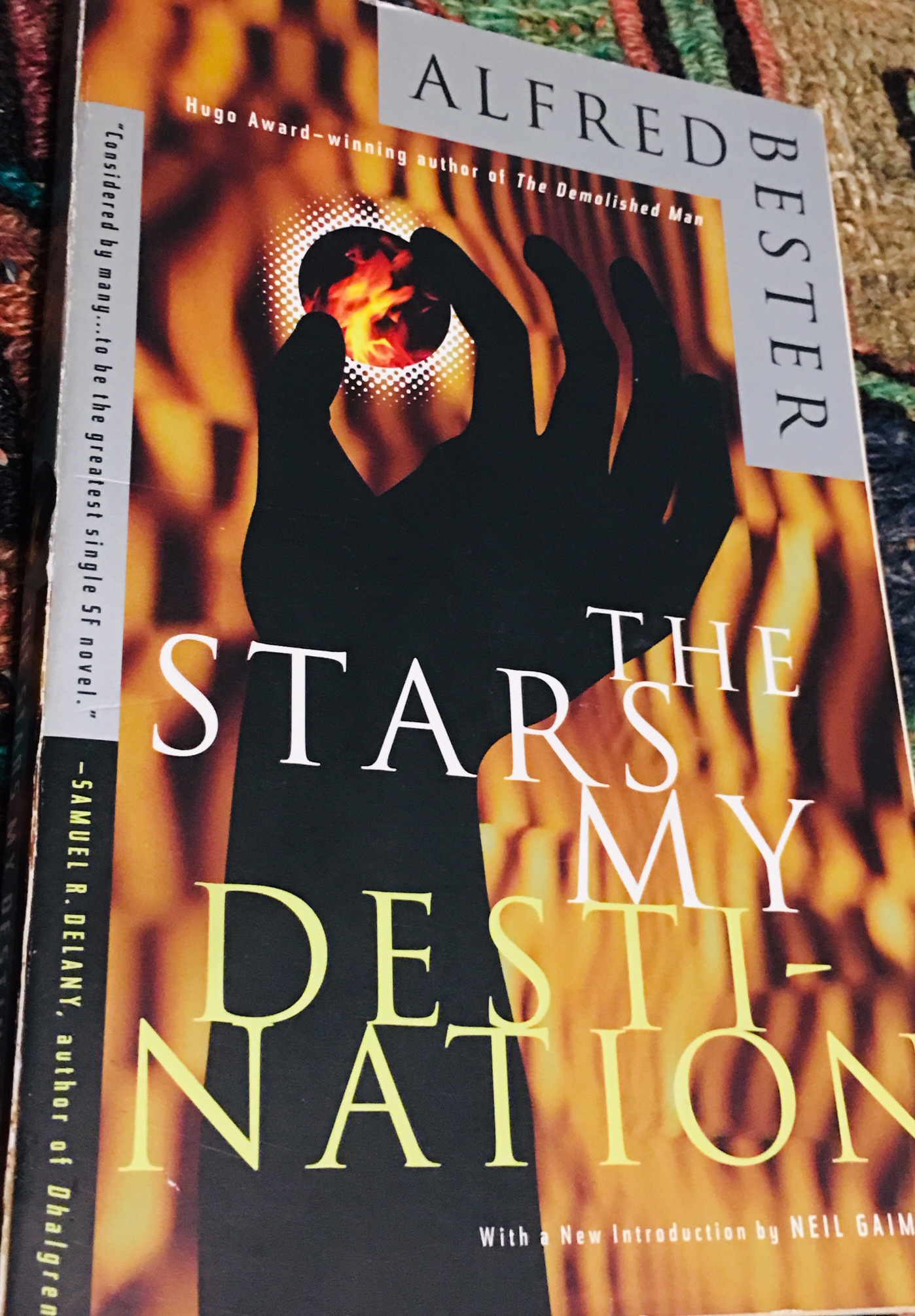 the stars my destination alfred bester