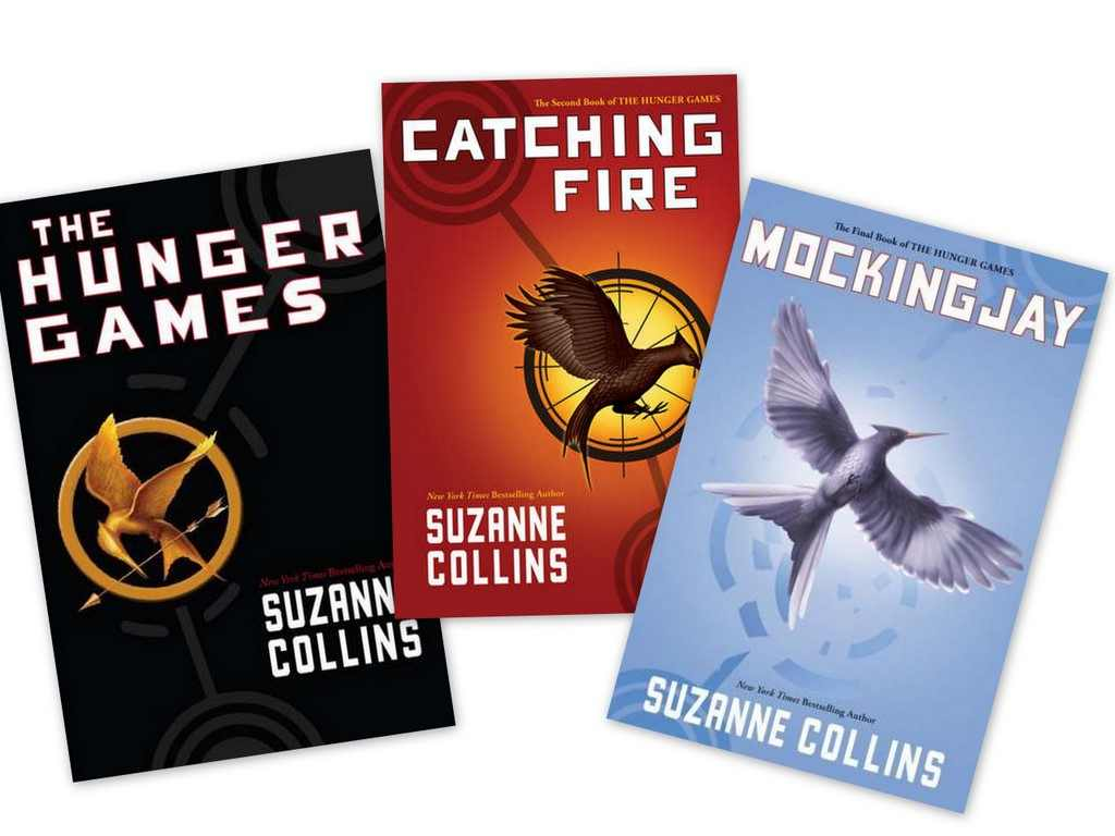 The Hunger Games Series Suzanne Collins